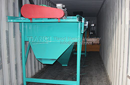 fertilizer manufacturing equipment