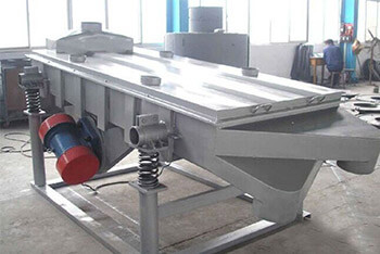 Vibration Screener Machine