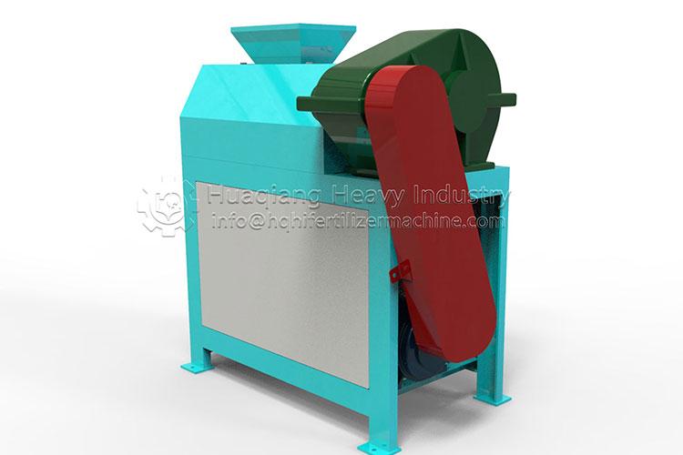 Application of roller granulator and granule pressing Roller-press-granulator1