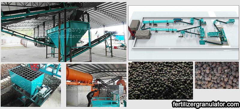 organic fertilizer manufacturing machine