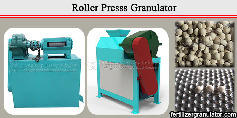 small roller extrusion granulator