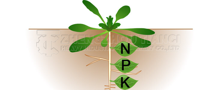 NPK inorganic fertilizer
