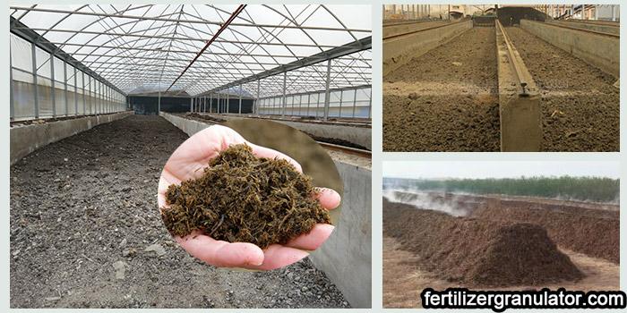What is compost? Can compost improve the soil Organic-fertilizer-fermentation
