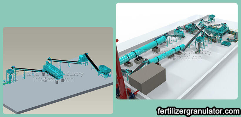 fertilizer manufacturing process plant