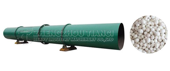 fertilizer rotary cylinder dryer