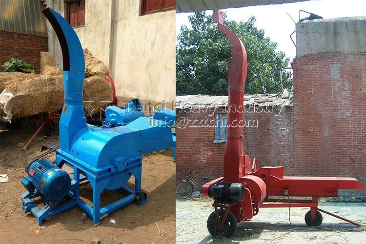 Straw Crusher