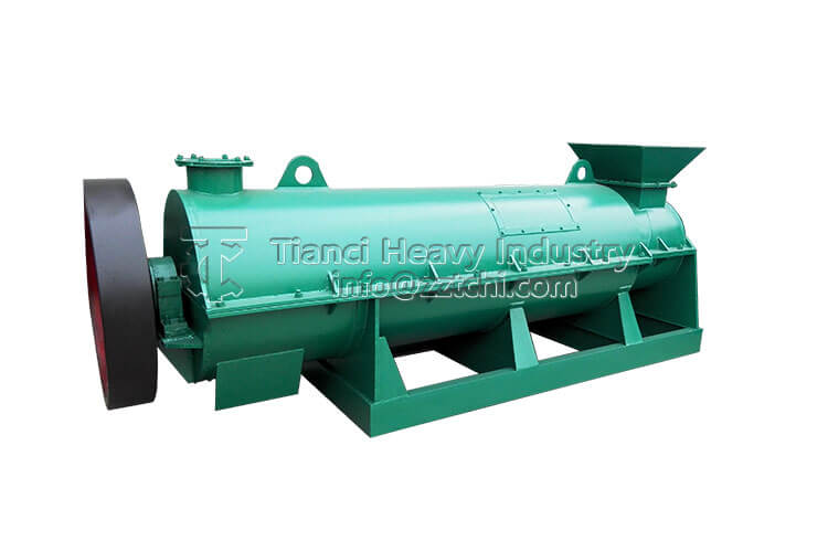 New Type Organic Fertilizer Granulator2
