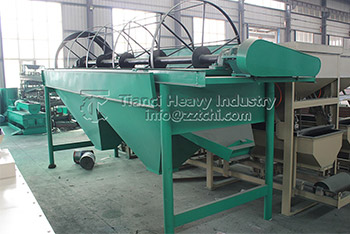 Drum Screener Machine