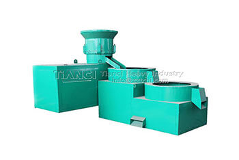 Flat-die Press Fertilizer Granulator