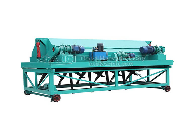 Hydraulic Compost Turning Machine